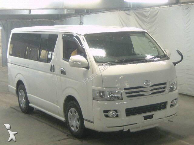 Toyota utilitaire occasion