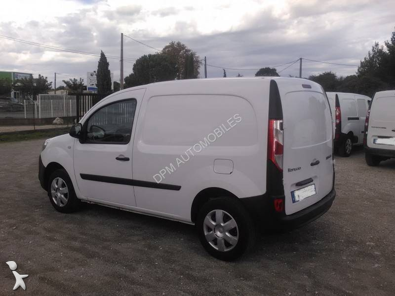fourgon utilitaire occasion renault kangoo dci 90 annonce n 1474085. Black Bedroom Furniture Sets. Home Design Ideas