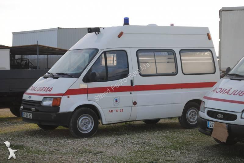 ambulance ford transit occasion n 1479863. Black Bedroom Furniture Sets. Home Design Ideas