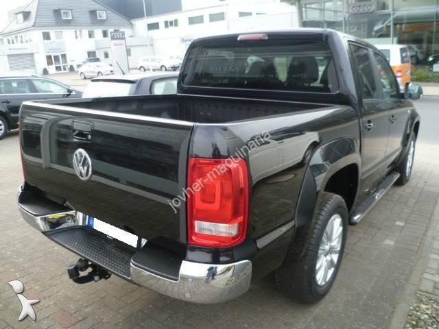 Volkswagen amarok tweedehands