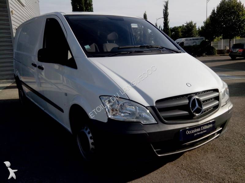 fourgon utilitaire occasion mercedes vito 110 cdi annonce n 1537219. Black Bedroom Furniture Sets. Home Design Ideas
