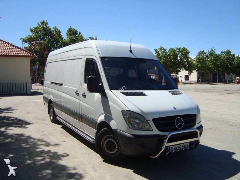 fourgon utilitaire mercedes sprinter 318 cdi occasion n. Black Bedroom Furniture Sets. Home Design Ideas