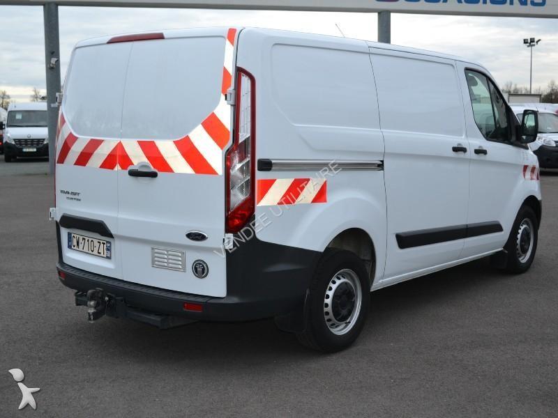 fourgon utilitaire ford transit custom fg 250 l1h1 2 2. Black Bedroom Furniture Sets. Home Design Ideas
