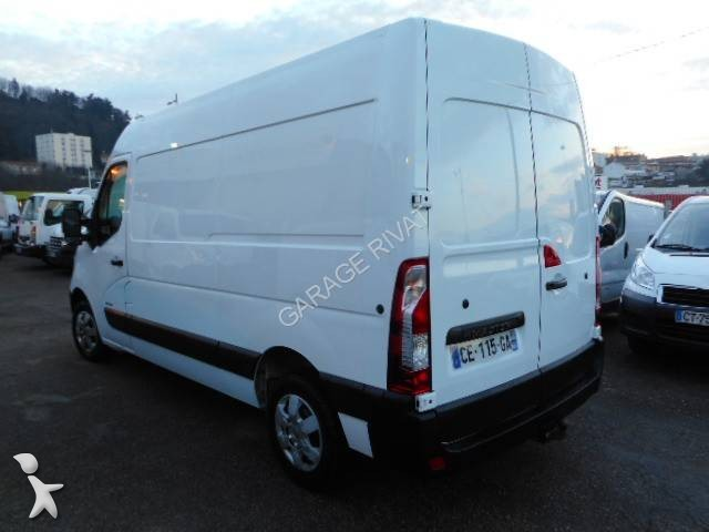 fourgon utilitaire renault master l2h2 2 3 dci 125 occasion n 1892687. Black Bedroom Furniture Sets. Home Design Ideas