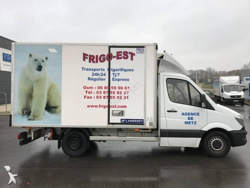 Utilitaire frigo mercedes sprinter 316 cdi 37s occasion - Frigo gros volume ...