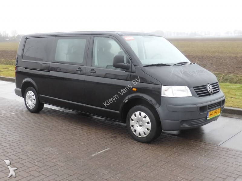fourgon utilitaire volkswagen transporter 1 9tdi10 l2 dc ac occasion n 1916252. Black Bedroom Furniture Sets. Home Design Ideas