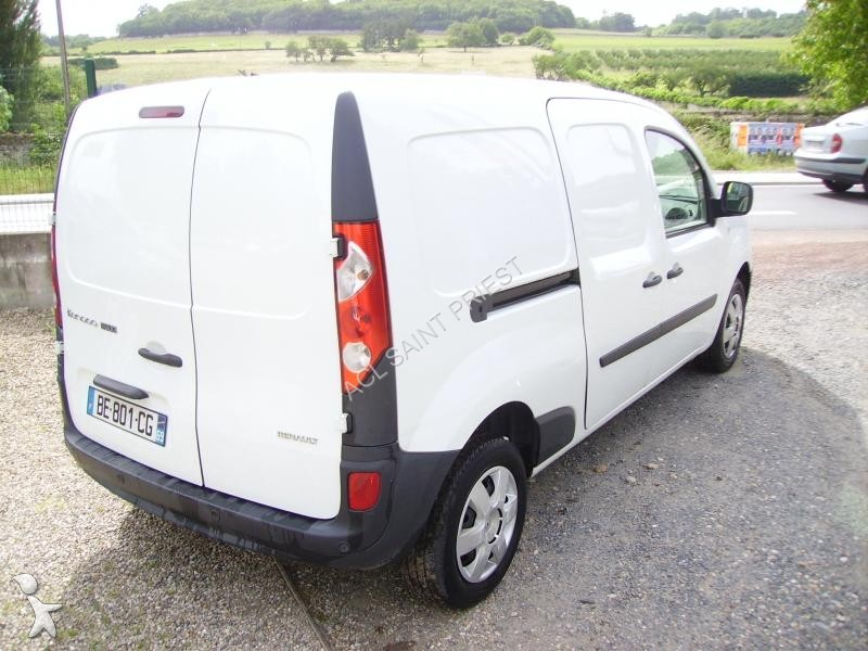 fourgon utilitaire renault kangoo long 1 5 dci 85 occasion. Black Bedroom Furniture Sets. Home Design Ideas