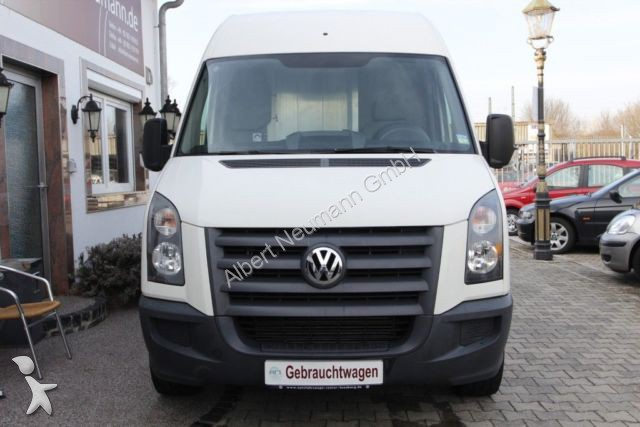 fourgon utilitaire occasion volkswagen crafter 35 tdi dpf hoch lang 6 gang annonce n 1253016. Black Bedroom Furniture Sets. Home Design Ideas