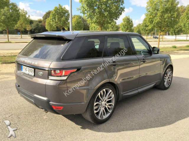 voiture land rover 4x4 suv range rover sport 21 zoll. Black Bedroom Furniture Sets. Home Design Ideas