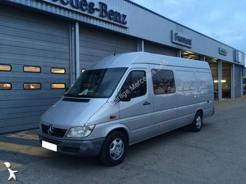 Fourgon utilitaire mercedes sprinter 316 cdi occasion n for Garage mercedes utilitaire
