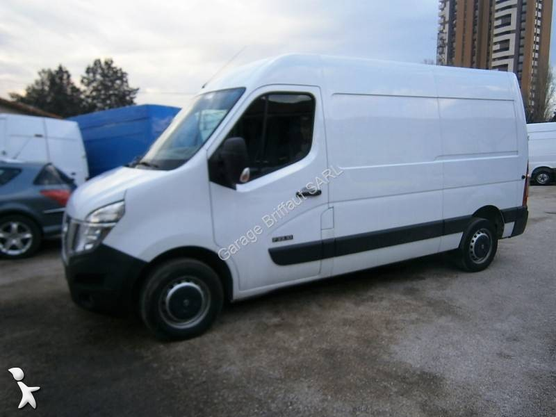 Fourgon utilitaire nissan nv400 l2h2 occasion n 1883284 for Garage nissan utilitaire