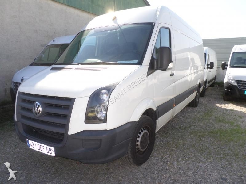 fourgon utilitaire volkswagen crafter long 2 5 tdi 109 occasion n 879147. Black Bedroom Furniture Sets. Home Design Ideas