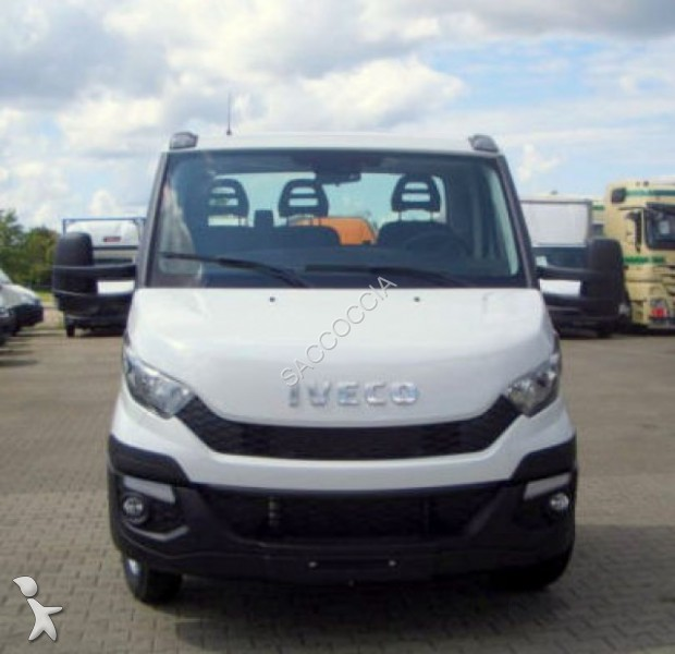 Used Iveco Daily Chassis Cab Daily 35c Motore 3 0 Nuovo