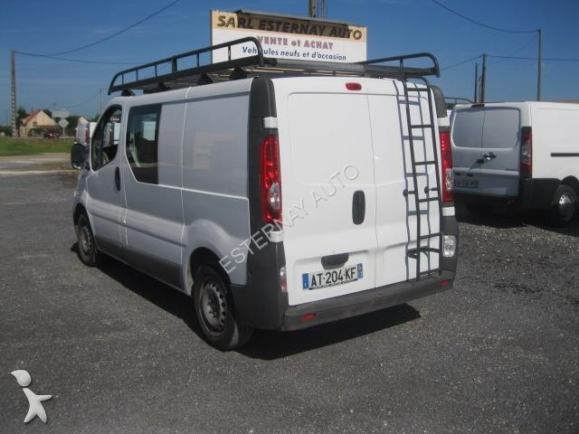 fourgon utilitaire renault trafic renault trafic l1h1 dci. Black Bedroom Furniture Sets. Home Design Ideas