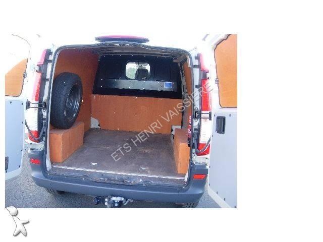 fourgon utilitaire mercedes vito 110 cdi occasion n 1792495. Black Bedroom Furniture Sets. Home Design Ideas