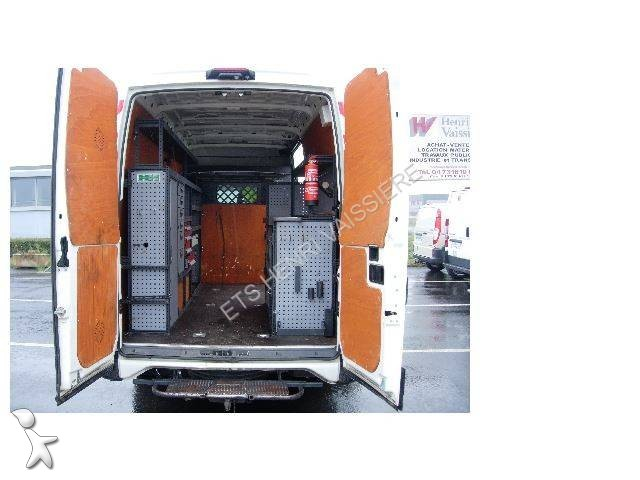 fourgon utilitaire iveco daily 35c13 occasion n 1828327. Black Bedroom Furniture Sets. Home Design Ideas
