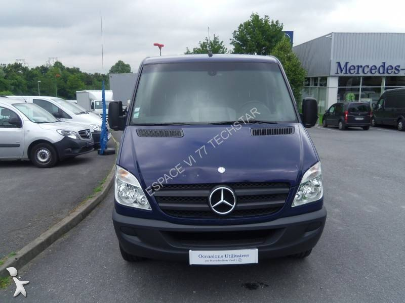 fourgon utilitaire mercedes sprinter 313 cdi 4x2 occasion. Black Bedroom Furniture Sets. Home Design Ideas