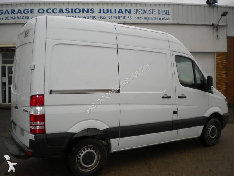 Fourgon utilitaire mercedes sprinter 313 cdi 4x2 occasion for Garage mercedes utilitaire