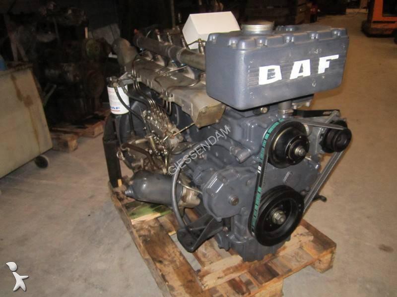 Used Daf Motor Daf 825 N 176 1036763