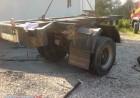 części zamienne do pojazdów ciężarowych podwozie Schmitz Cargobull używana