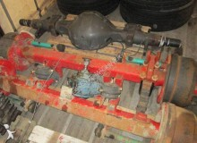 used Fruehauf axles truck part