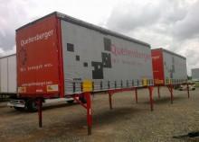 gebrauchter ADM LKW Ersatzteile Kiste Savoyer Schiebegardinen
