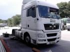 gebrauchter MAN LKW Ersatzteile Ersatzteilträger