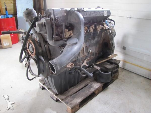 gebrauchter mercedes motor axor 1843 6 cylindres en ligne n 1289223. Black Bedroom Furniture Sets. Home Design Ideas