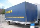 części zamienne do pojazdów ciężarowych nadwozie MAN używana