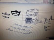 pièces détachées PL carrosserie Volvo neuve