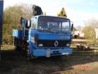 gebrauchter Renault LKW Ersatzteile Ersatzteilträger