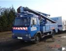 gebrauchter Iveco LKW Ersatzteile Ersatzteilträger