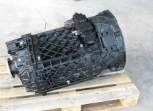 new ZF gearbox