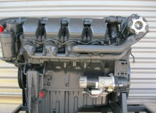 motore Mercedes nuovo