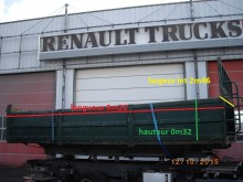 used Renault tipper truck part