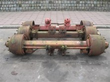used BPW other spare parts