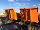 repuestos para camiones volquete Galucho usado