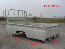 used Toyota box container truck part