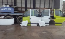 used Renault bodywork truck part