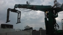 used Hiab hydraulic truck part
