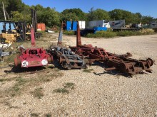 used Guima skip loader arm truck part