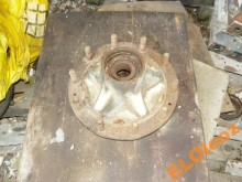 used ROR hubs & wheels truck part