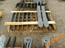 used BPW spring truck part