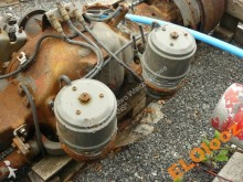 used Volvo reduction gear