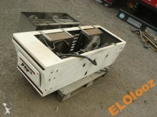 used cooling unit truck part