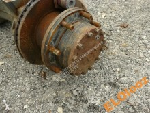 used MAN hubs & wheels truck part