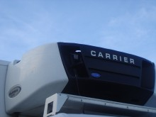 Carrier Groupe frigo bitampérature Carrier