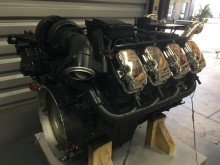 moteur Scania neuf