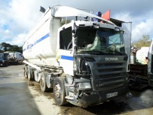 used Scania vehicle for parts truck part