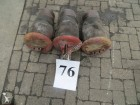 used Iveco suspension truck part